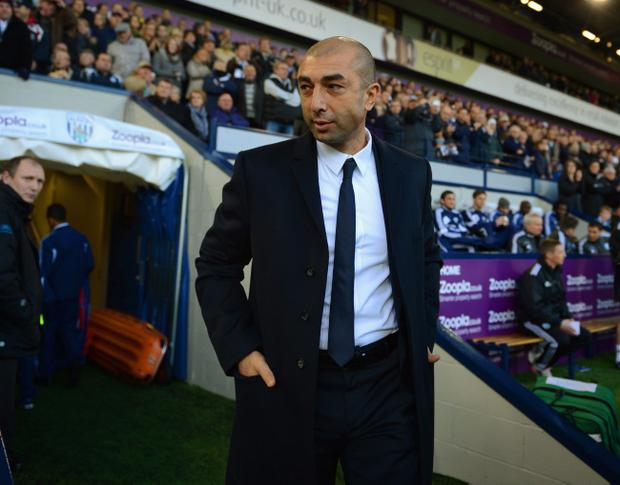Roberto Di Matteo :the most successful caretaker manager in the history of English football