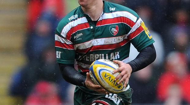 Ben Youngs, pictured, and brother Tom have extended their stays at Leicester