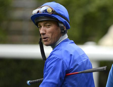 Frankie Dettori's future remains unclear