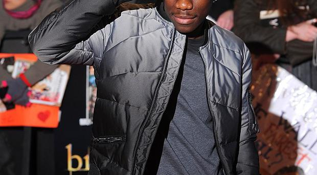 Tinchy Stryder would love a job on The X Factor