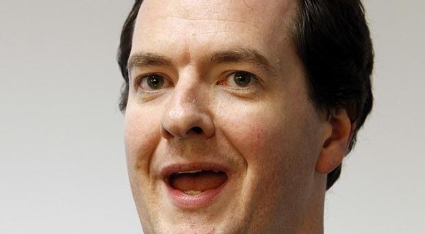 October's borrowing figures have undermined Chancellor George Osborne's deficit reduction forecasts
