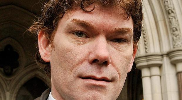 Home Secretary Theresa May last month blocked Gary McKinnon's extradition to the US
