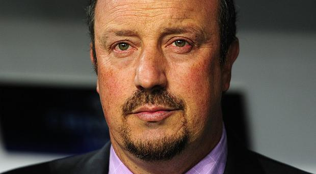 Rafael Benitez, pictured, has been appointed Chelsea manager until the end of the season