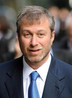 Roman Abramovich treats managers as disposable objects