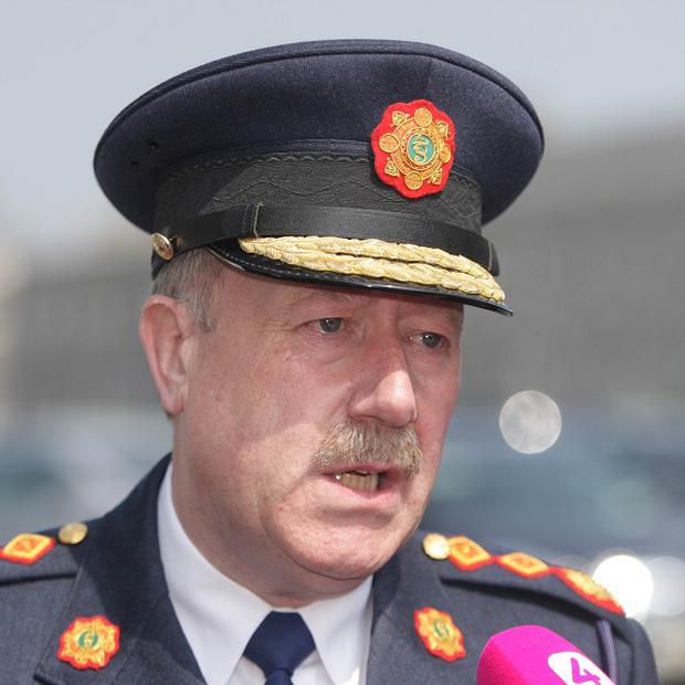 Commissioner Martin Callinan says gardai are working with Interpol to monitor criminal gangs operating in Ireland