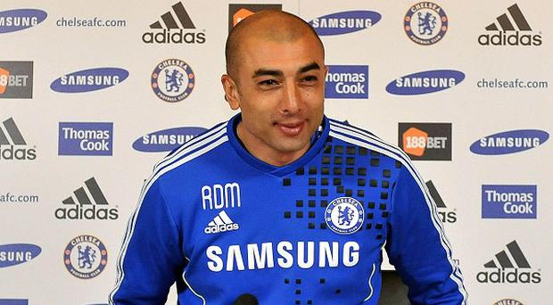 Roberto Di Matteo has received support from other managers