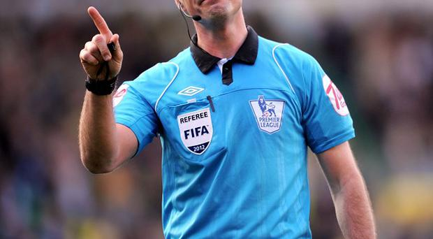 Dermot Gallagher, pictured, feels Mark Clattenburg has come out 'head held high'
