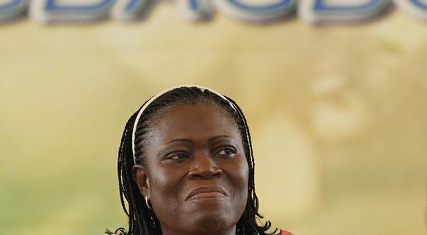 The ICC has issued an arrest warrant for Simone Gbagbo (AP)