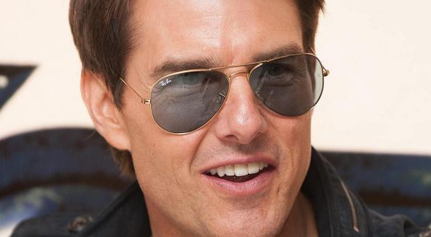 Tom Cruise spent Thanksgiving with his daughter Suri