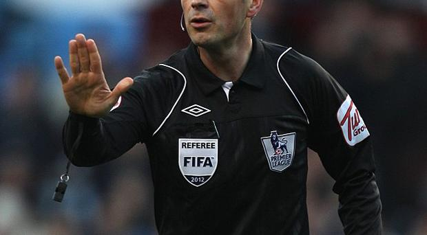 Mark Clattenburg has not refereed a game since the allegations first surfaced