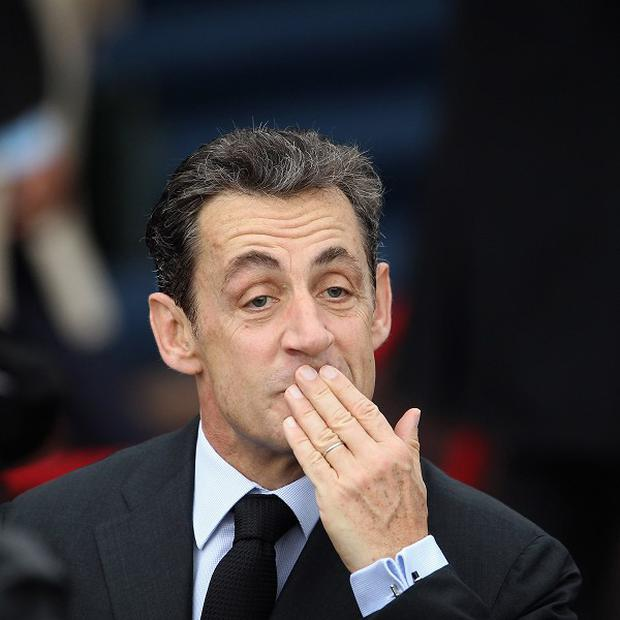 A magistrate ordered the seizure of Nicolas Sarkozy's diaries, including his calendars