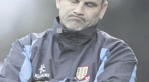 Testing time: Ballymena United boss Glenn Ferguson will face Linfield twice in the space of a few days