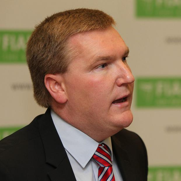 Michael McGrath says former politicians should take further cuts under the public sector pension reduction scheme