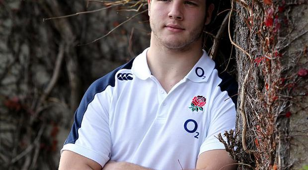 England's Joe Launchbury will start against South Africa in one of six changes