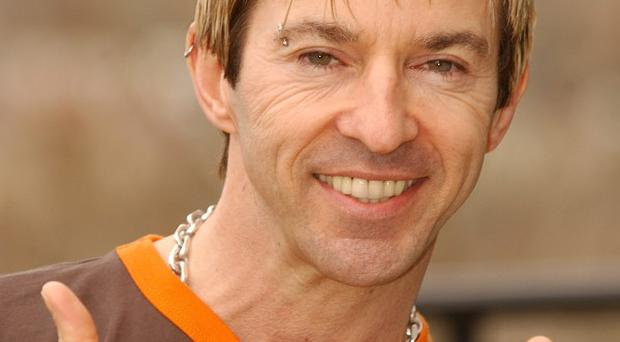 Limahl spent just eight days in the I'm A Celebrity jungle