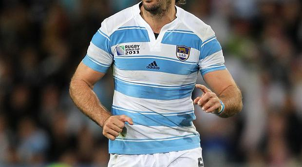 Juan Martin Fernandez Lobbe is focused on enjoying Argentina's final game of the year