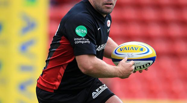 Schalk Brits has credited the English domestic game for his improvement