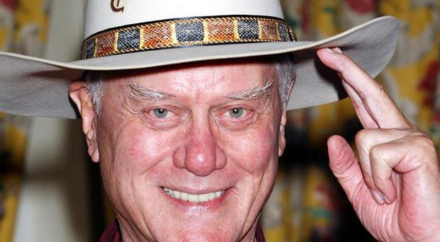 Larry Hagman has died aged 81