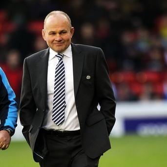 Andy Robinson will consider his position as Scotland coach