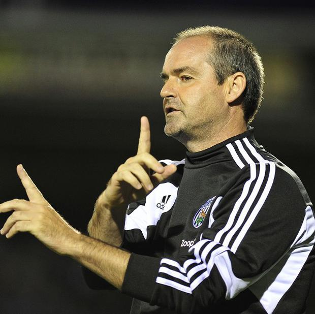 Steve Clarke is not thinking beyond the next game