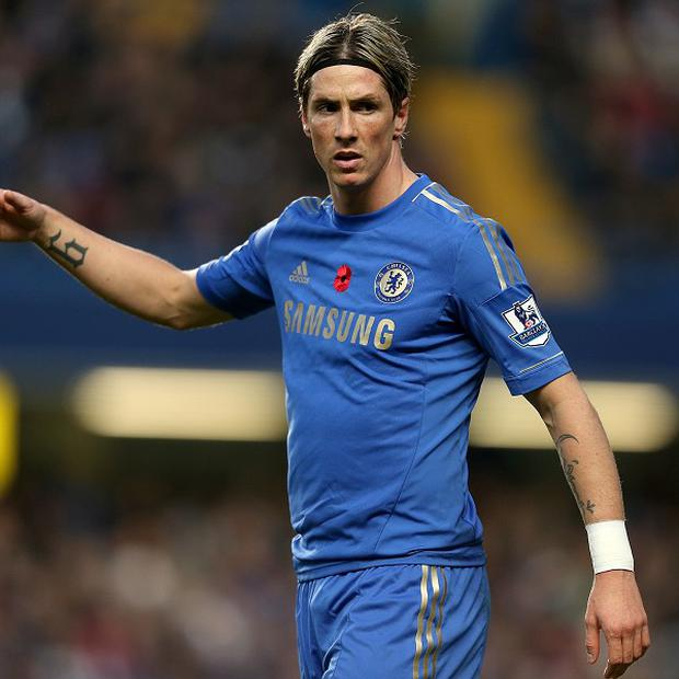 Manchester City discussed signing Fernando Torres in January 2011