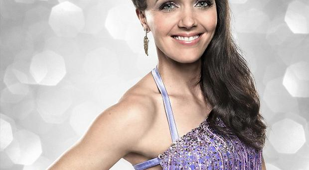 Victoria Pendleton has left Strictly Come Dancing