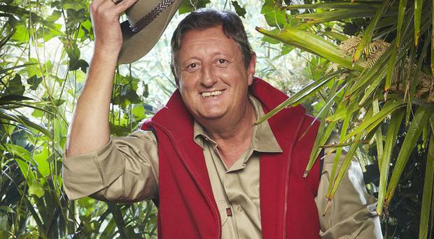 Eric Bristow faces a challenge to stay in the I'm A Celebrity jungle