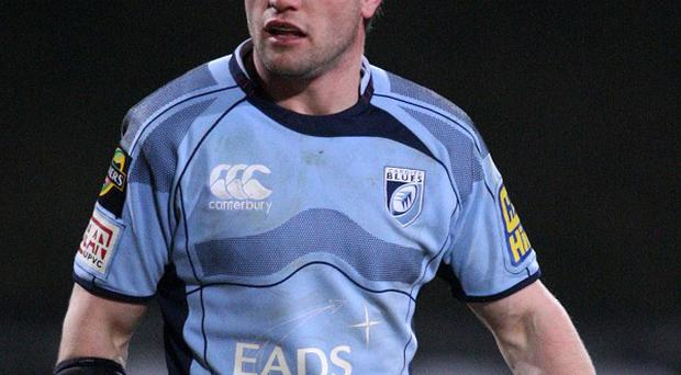 Ceri Sweeney kicked a trio of penalties for the Blues