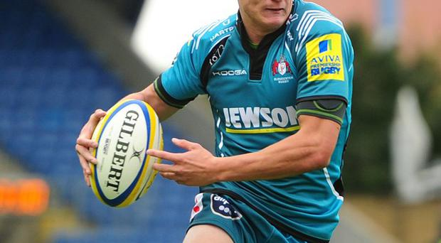 Freddie Burns could go into England's squad to face New Zealand next Saturday