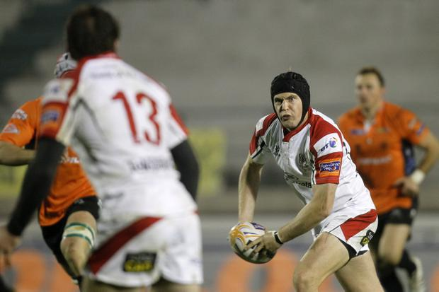Niall O'Connor scored three penalties against Treviso on Friday night