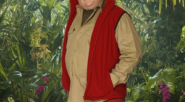Colin Baker is the latest star to leave the I'm A Celebrity jungle