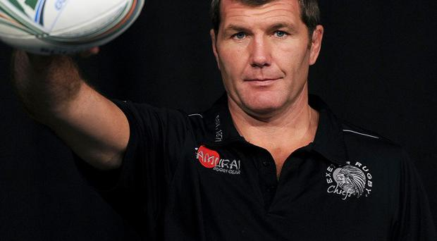 Rob Baxter was relieved that Exeter got a second wind to defeat London Irish