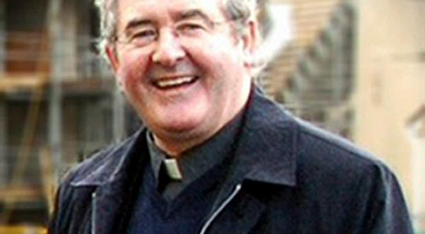 Canon William Crean, who Pope Benedict has appointed as the new bishop of the troubled diocese of Cloyne