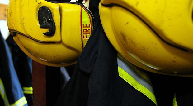 Fourteen people have died after a fire at a factory at a workshop in Germany