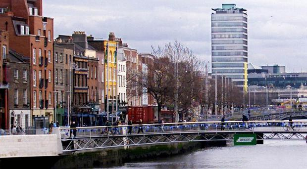 The Morrison hotel near Dublin's River Liffey will undergo a seven million euro revamp