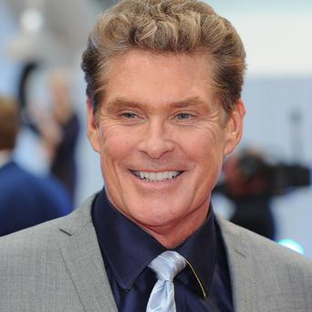 David Hasselhoff will join Denise Welch for the panto special