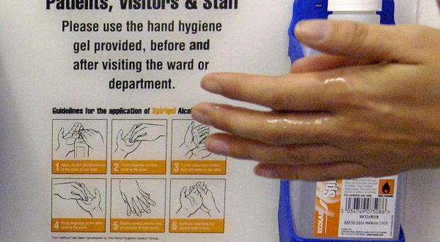 Washing one's hands properly can help reduce the risk of spreading norovirus to other people
