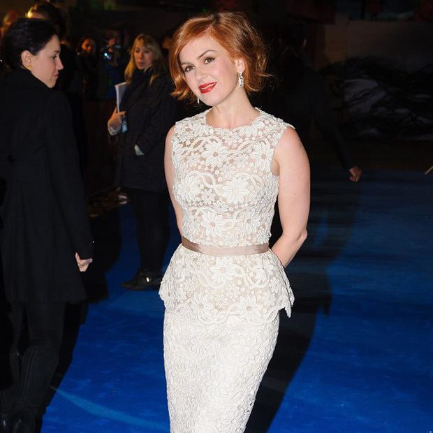 Isla Fisher said her Great Gatsby role is wonderful