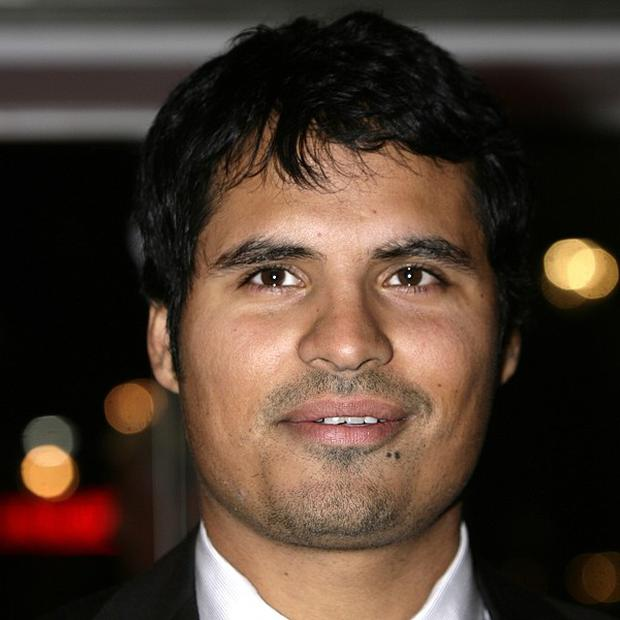 Michael Pena is excited about his role in Chavez
