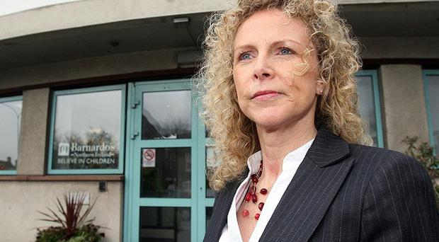 Jacqui Montgomery-Devlin, manager of Barnardo's NI Safe Choices Service, has urged parents to be aware of possible signs of grooming
