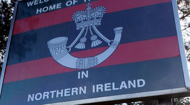 The first suspected suicide at Ballykinler was last December when L/Cpl James Ross from Leeds was found dead in his room