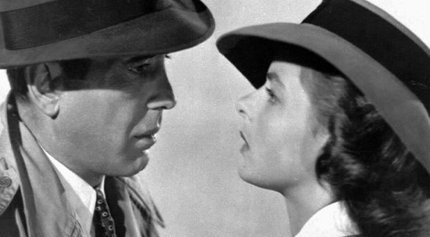 A piano which features in the film Casablanca, starring Humphrey Bogart and Ingrid Bergman, is to go under the hammer