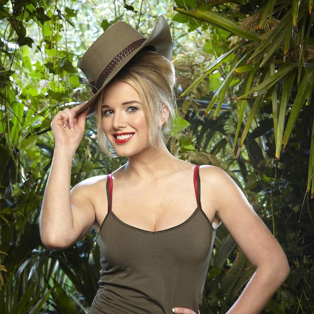 Helen Flanagan has been booted out of the jungle