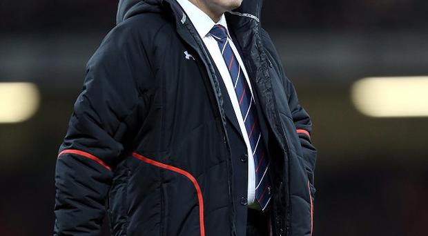 Wales boss Warren Gatland has a number of injuries to contend with