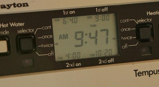 The price of heating the average home has increased 63 per cent over the last five years