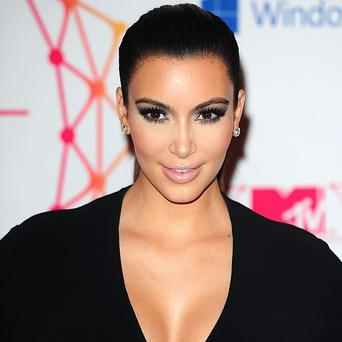 Kim Kardashian is the most 'searched for' celebrity in 2012