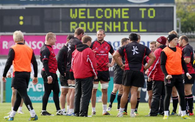 Ravenhill is fast becoming the place to be