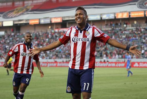 MLS star Juan Agudelo has been training with Celtic and talks are ongoing with his representatives