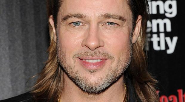 Brad Pitt says his wedding to Angelina Jolie is likely to happen soon