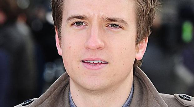 Radio 1 DJ Greg James will present his show from Afghanistan